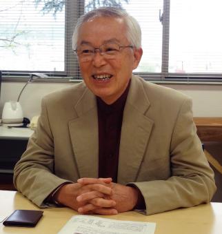 信州大学名誉教授 高須 芳雄(たかす よしお)氏
