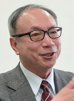 谷 浩志氏